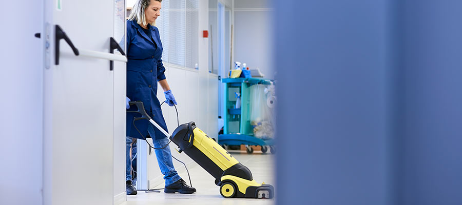 commercial cleaning end of tenancy cleaning by a cleaner company