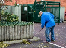 Why it is Important to keep your Car Parks and External Areas tidy